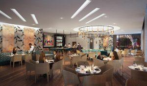 Overture Restaurant & Gallery Lounge