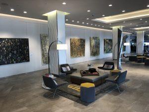 Art Ovation Lobby